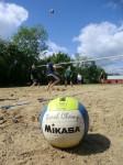 """Der Beachplatz wurde in die Saison 2012 """"eingespielt"""""""